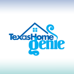 Texas Home Genie Logo - Entry #17