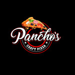 Pancho's Craft Pizza Logo - Entry #45