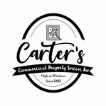 Carter's Commercial Property Services, Inc. Logo - Entry #301