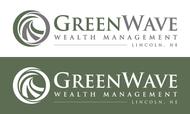 Green Wave Wealth Management Logo - Entry #389