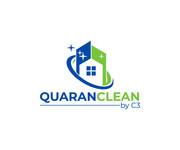 QuaranClean Logo - Entry #24