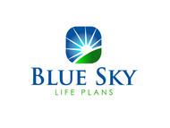 Blue Sky Life Plans Logo - Entry #422