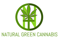 Natural Green Cannabis Logo - Entry #123