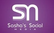 Sasha's Social Media Logo - Entry #26