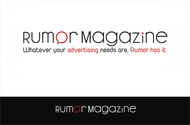 Magazine Logo Design - Entry #140