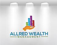 ALLRED WEALTH MANAGEMENT Logo - Entry #726