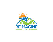 Reimagine Roofing Logo - Entry #73