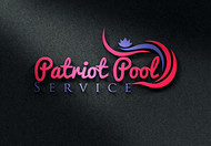 Patriot Pool Service Logo - Entry #37