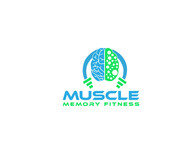 Muscle Memory fitness Logo - Entry #53