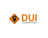 DUI Checkpoint Finder Logo - Entry #65