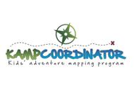 KAMPcoordinator : Kids' Adventure Mapping Program   Logo - Entry #34