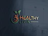 Healthy Livin Logo - Entry #357