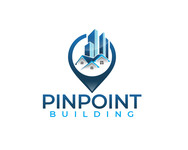 PINPOINT BUILDING Logo - Entry #53