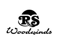 Woodwind repair business logo: R S Woodwinds, llc - Entry #82