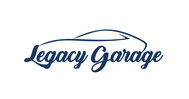 LEGACY GARAGE Logo - Entry #178