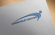 Logan Riley Soccer Logo - Entry #13