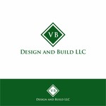 VB Design and Build LLC Logo - Entry #9