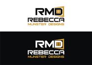 Rebecca Munster Designs (RMD) Logo - Entry #115