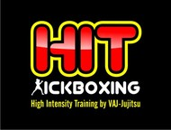 HIT Kickboxing Logo - Entry #75