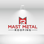 Mast Metal Roofing Logo - Entry #64