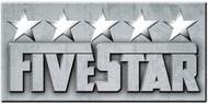Five Star Logo - Entry #8