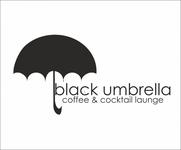 Black umbrella coffee & cocktail lounge Logo - Entry #29