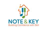 Note & Key Logo - Entry #60