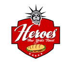 Heroes Logo - Entry #20