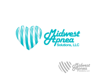Midwest Apnea Solutions, LLC Logo - Entry #4