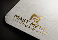 Mast Metal Roofing Logo - Entry #63