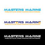 Masters Marine Logo - Entry #157