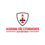 Acadiana Fire Extinguisher Sales and Service Logo - Entry #113