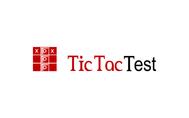 TicTacTest Logo - Entry #84