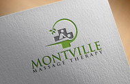 Montville Massage Therapy Logo - Entry #158
