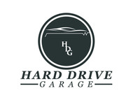 Hard drive garage Logo - Entry #336