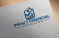 Impact Financial coaching Logo - Entry #33