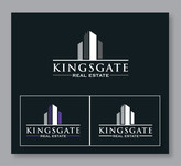 Kingsgate Real Estate Logo - Entry #58