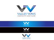 Valley Vows Logo - Entry #48