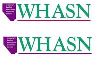 WHASN Logo - Entry #80