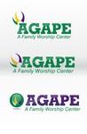 Agape Logo - Entry #19