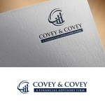 Covey & Covey A Financial Advisory Firm Logo - Entry #123