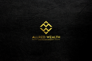 ALLRED WEALTH MANAGEMENT Logo - Entry #463