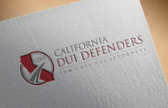 California DUI Defenders Logo - Entry #28