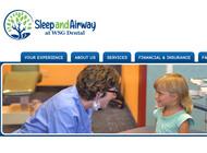 Sleep and Airway at WSG Dental Logo - Entry #570
