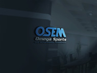 Omega Sports and Entertainment Management (OSEM) Logo - Entry #41