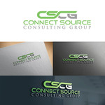 Connect Source Consulting Group Logo - Entry #19