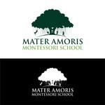 Mater Amoris Montessori School Logo - Entry #485