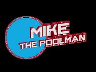 Mike the Poolman  Logo - Entry #124