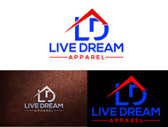 LiveDream Apparel Logo - Entry #36
