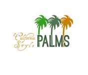 California Style Palms Logo - Entry #56